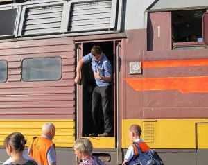 Брянские пассажиры, едущие в Адлер, взбунтовались из-за жары