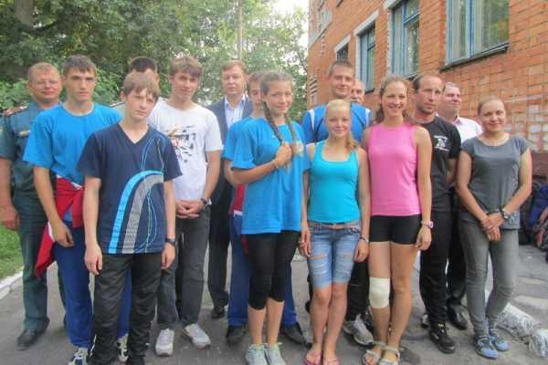 Команда юных брянских спасателей стала одной из лучших в стране