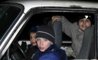 Брянская полиция задержала малолетних угонщиков