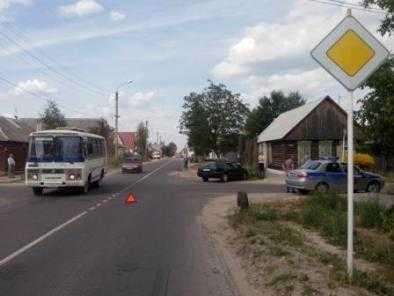 Пенсионерка, сбитая у обочины  в Клинцах, умерла в больнице