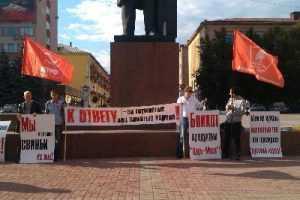 В Брянске призвали бойкотировать продукты «Царь-мяса» за выходку с поросятами