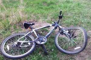 В Жуковке автофургон сбил пенсионера-велосипедиста