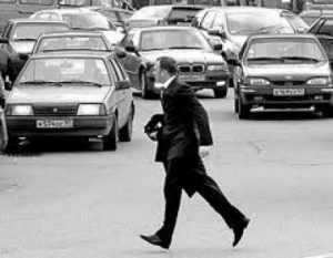Сбитого иномаркой брянского пешехода наказали за нарушение правил движения
