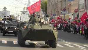 День города в Брянске: парад, салют, Билан