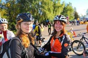 Брянские велосипедисты ударили пробегом по беспамятству