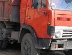 Под Брянском «Тойота» врезалась в «КАМАЗ»
