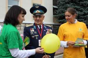 Праздник освобождения Брянщины объединил поколения