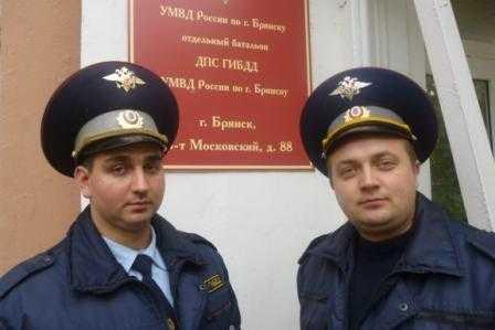 Брянские гашники задержали  уголовника, напавшего на таксиста