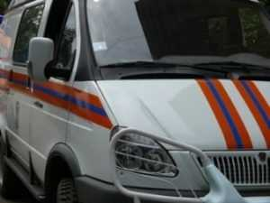 Брянец, сбитый  скутеристом в Унечском районе, умер в больнице