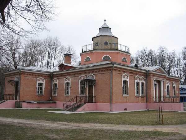 Приоткрылась тайна усечения дома А.К. Толстого в Красном Роге
