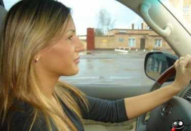 В Брянске юная водительница сбила пьяного пешехода