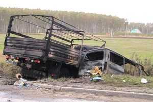 По вине водителя брянского грузовика  в ДТП под Владимиром погибли семь человек