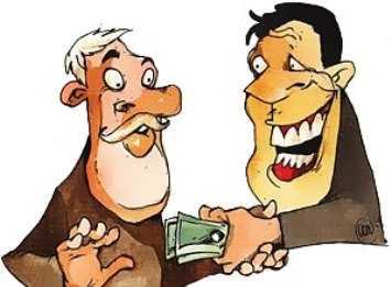 Против сельской чиновницы, пойманной на взятке, завели уголовное дело