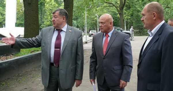 «Единая Россия» потеряла бойца Юрия Машкова