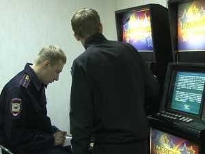 Брянская полиция прикрыла три игровых салона