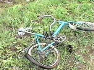В Погаре трактор сбил велосипедистку