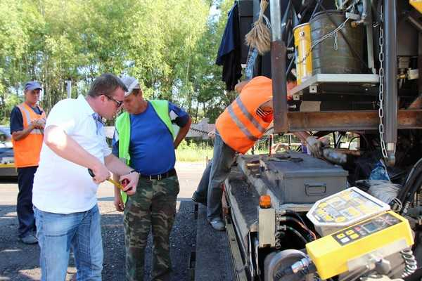 Строители обновят 37 км пути Брянск — Гомель