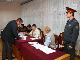 УМВД: Выборы на Брянщине прошли спокойно