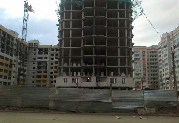 Новозыбков, строящий много жилья, предостерегли от точечной застройки