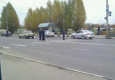 Около брянского лицея № 1 на «зебре» насмерть сбили пешехода