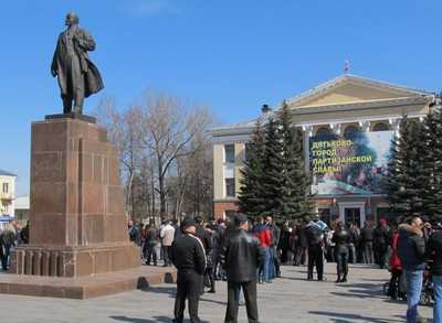 Бывшего градоначальника Дятькова отправят под суд за халатность