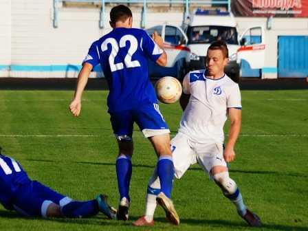 Брянское «Динамо» упустило победу в Тамбове