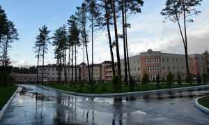 Брянский губернатор нанес визит к соседям через забор (ФОТО)