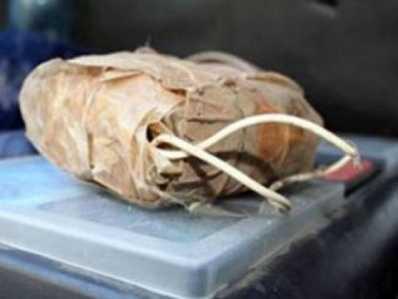 В брянской воинской части обнаружили муляж взрывчатки