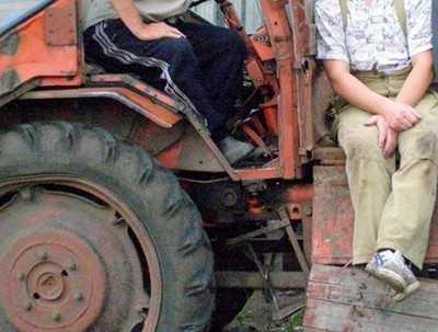 Под суд отправлен брянский тракторист Оськин, погубивший земляка