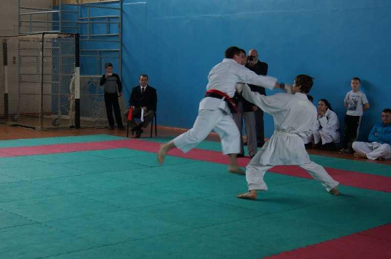Брянские каратисты привезли из Смоленска 13 медалей