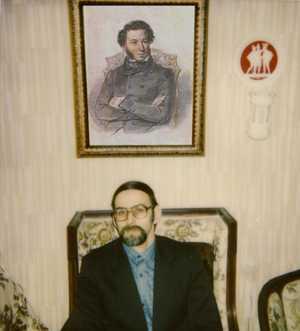 В Брянске прошел юбилейный вечер поэта Игоря Шарапина (ФОТО)