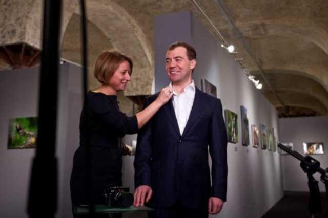 У пресс-секретаря Медведева  обнаружились брянские корни