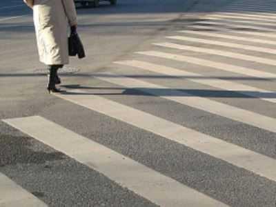 В Бежице иномарка сбила женщину-пешехода
