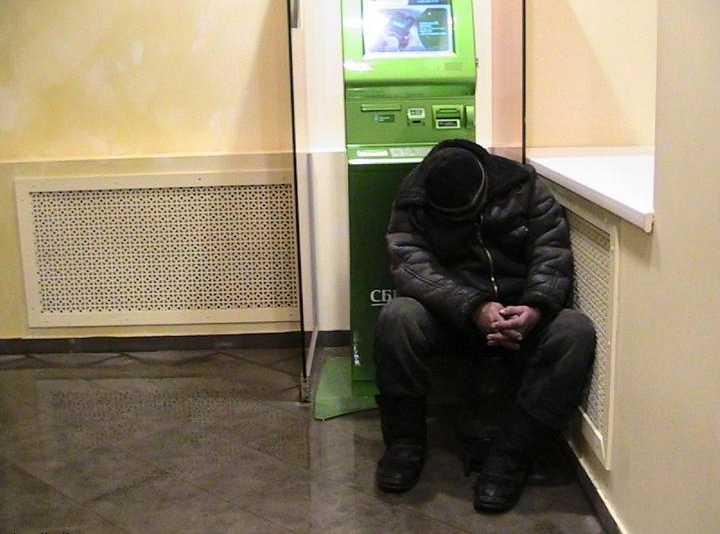 Молдованин пытался украсть банкомат в Навле
