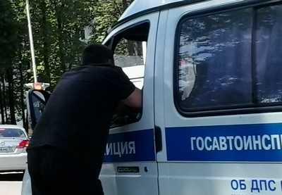 В Клинцах 19-летняя водительница столкнулась с грузовиком
