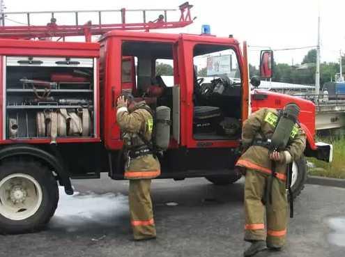 В брянском психоневрологическом интернате случился пожар