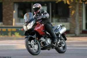 Брянский мотоциклист напился после того, как удрал с места ДТП