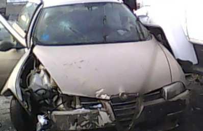 В Погаре  автомобилист погиб, врезавшись на иномарке в фуру