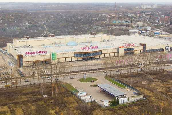 Брянский ТРЦ «АЭРО ПАРК» примет первых посетителей 8 ноября