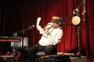 В Брянске выступит оркестр интуитивной музыки