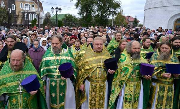 Православные отпраздновали День памяти Святого князя Олега Брянского