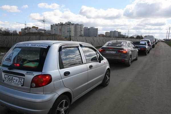 Встречу брянских автомобилистов, защищающих  Ивлиева, отменили