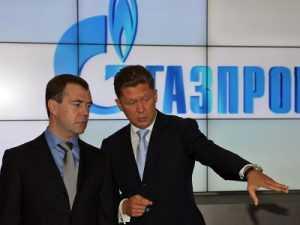 Глава «Газпрома» пожаловался Медведеву на Брянск