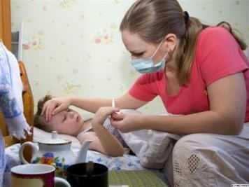 На Брянщине двое детей заболели парагриппом