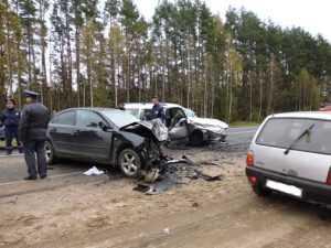 В ДТП под Карачевом пострадали пять человек