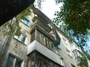Дело об обрушении балкона, убившего людей в Брянске, направляют в суд