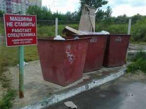Брянск утонул в мусоре – компании делят площадки