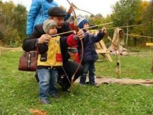 В брянском парке  оживёт мир Древней Руси