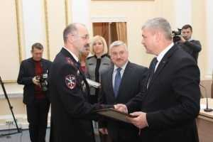 Брянскую полицию чествовали без генерала и губернатора