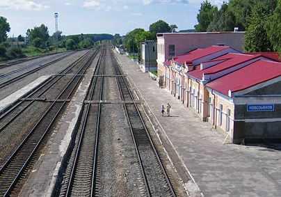 На брянской станции  женщина погибла, попав под поезд